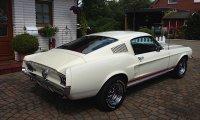 Mustang GTA 1967